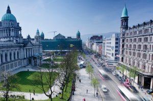 Belfast, Irlanda Nord