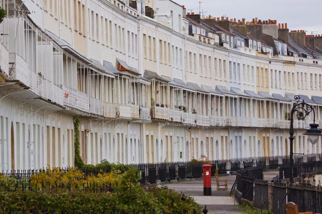 Bristol Clifton crescent