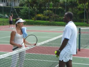 Ilfracombe tennis