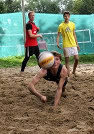 Ilfracombe beach volleyIlfracombe beach volley