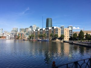 Londra Docklands, City Harbour