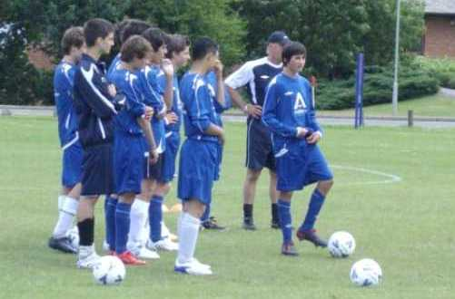 Ardmore Football