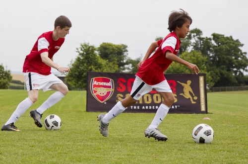 Arsenal Soccer School