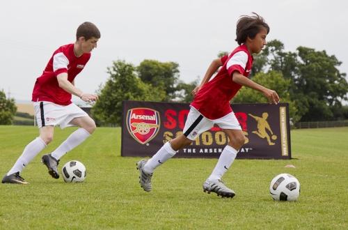 Arsenal Soccer School