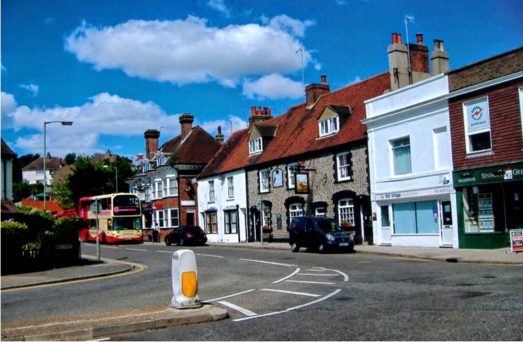 Portslade, Loxdale School of English