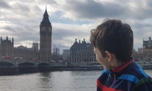 Londra Famiglie Fulltime
