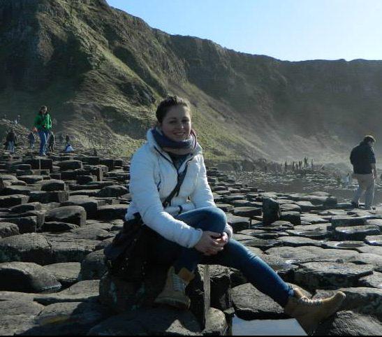 Sara Montali, consulente per corsi di lingua all'estero
