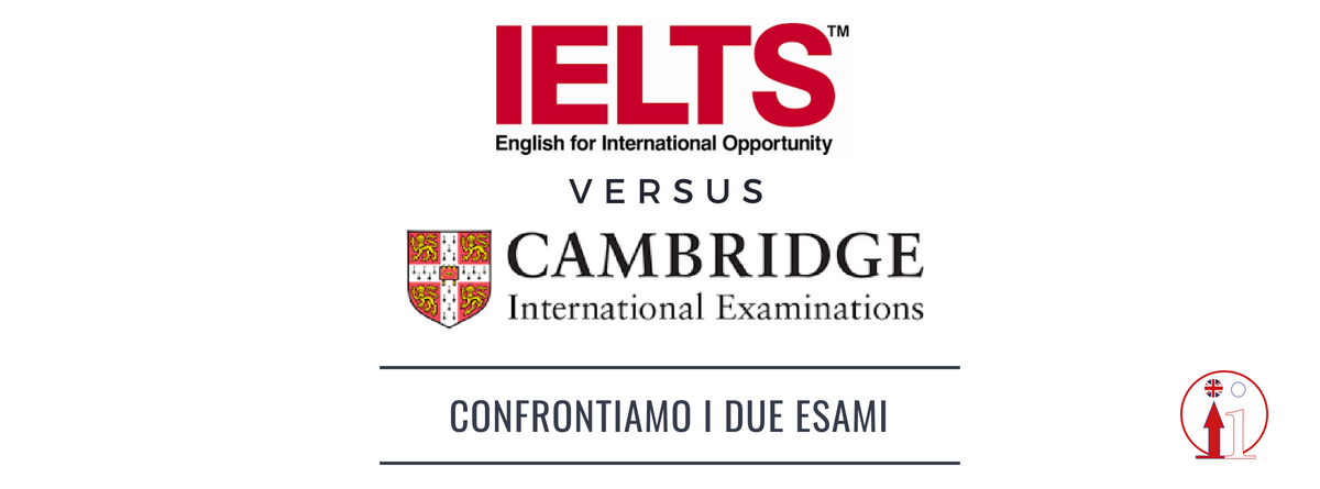 IELTS vs Cambridge English