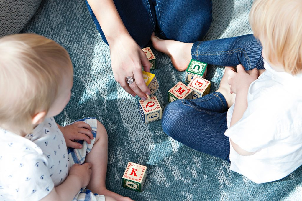 programma alla pari bambini gioco