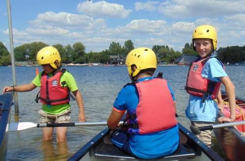 day camp canoa londra