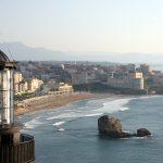 Panorama di Biarritz