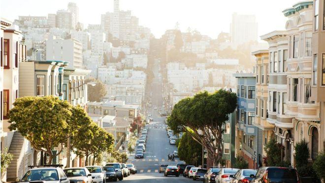 San Francisco studiare inglese